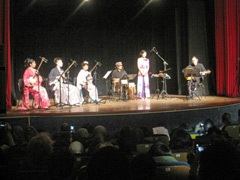 Le concert « Japanese Music Project » à Casablanca - 2015/10/10