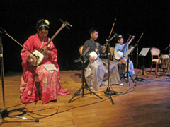 Le concert « Japanese Music Project » à Rabat - 2015/10/13-14