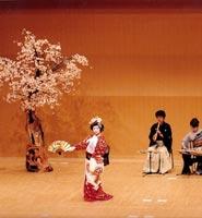 Concert de musique japonaise traditionnelle &;korei hogakukai&;