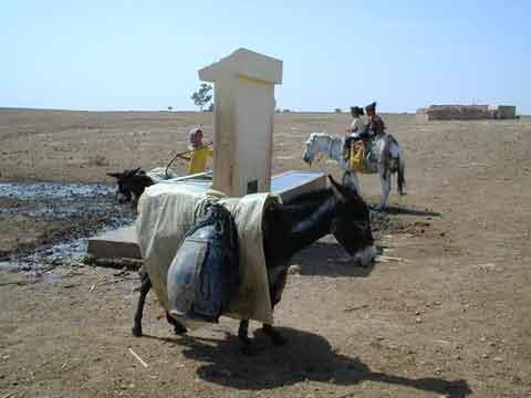 ambassade du japon au maroc pr t en yens projet d 39 approvisionnement en eau potable en milieu